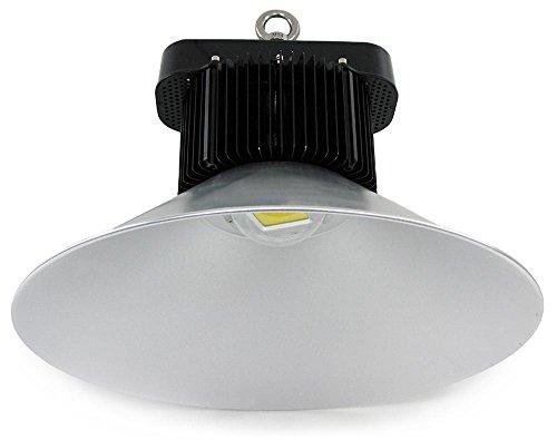 Carparts-Online 27722 COB LED plafondspot 5000K 100W met 120° lampenkap