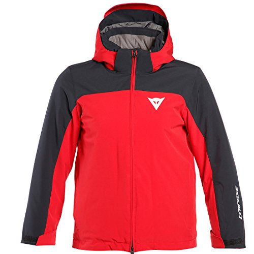 Dainese Kinder Scarabeo HP Ski Jacke, Chili-Pepper/Stretch-Limo, 122