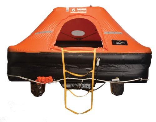 Revere Offshore Commander 2.0 - 6 Valise Life Raft