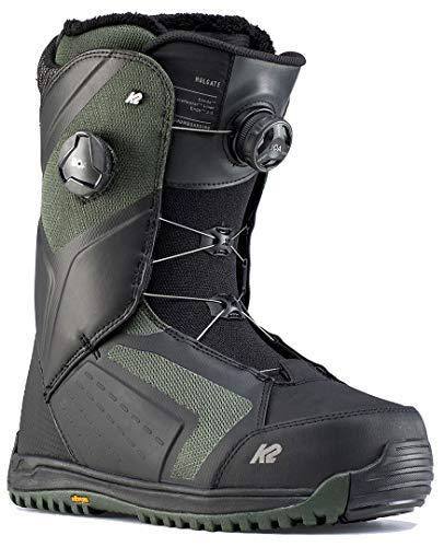 K2 - Boots De Snowboard Holgate Black - Homme - Taille 42 - Noir