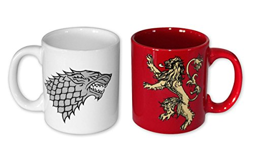 Game of Thrones 2-pc Mini-mokken Set
