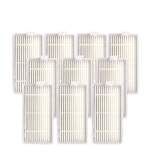 Find Bargain Fenleo 10PC Filter Screen Replacement Accessories for Ilife V50 V5SPRO V5 Robot Sweeper