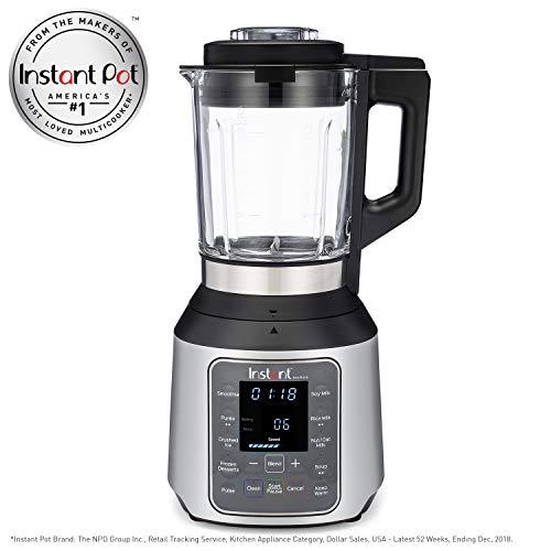 Instant Pot Ace Nova Cooking & Beverage Blender, Silver
