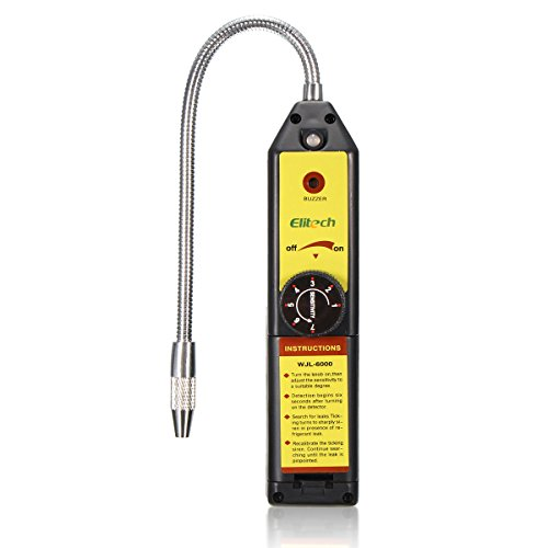 WJL-6000 CFC HFC - Detector de fugas de gas halógeno R22