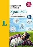 Langenscheidt Audio-Kurs Spanisch - Gratis-MP3-Download inklusive: Der Sprachkurs zum Hören mit 4 Audio-CDs und Begleitheft - Redaktion Langenscheidt