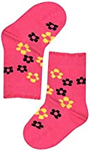 Mariposa Girl's Printed Socks