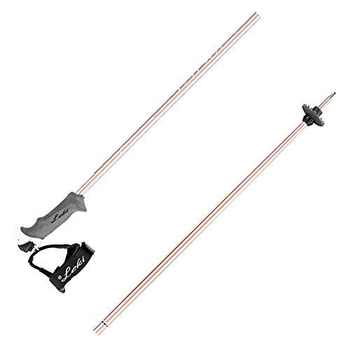 LEKI Artena S/14 mm – Bâtons de Ski pour Femme avec Trigger S, Longueur en cm : 125