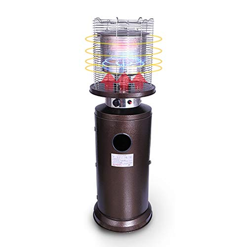 Best Buy! MAZHONG Space Heaters Heater Home Energy-saving Rapid Heat Liquefied Gas Heating Stove -13...