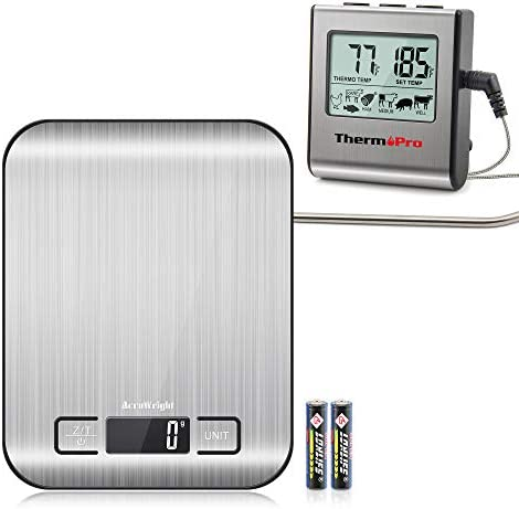 Top 10 Best thermopro tp16 large lcd digital cooking food meat thermometer Reviews