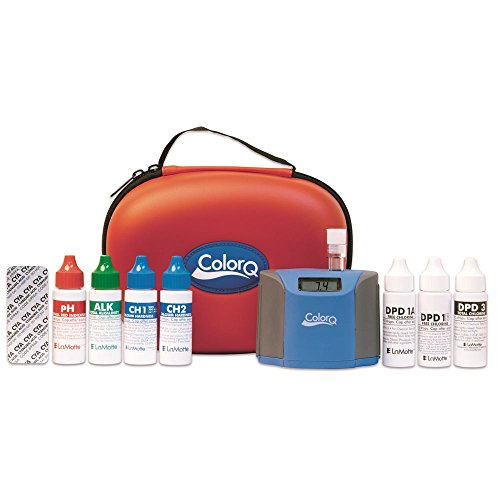 LaMotte 2056 ColorQ Pro 7 Digital Pool Water Test Kit