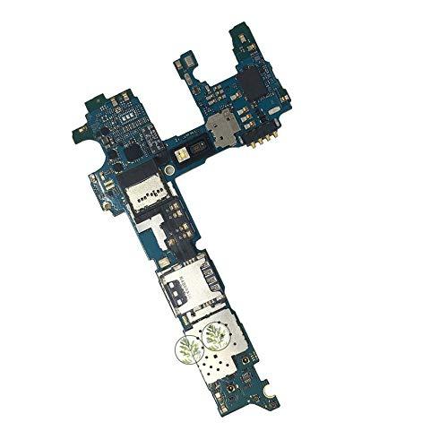 Peanutaoc Mainboard Original für Samsung Galaxy Note 4 N910F 32 GB entsperrt Ersatzteil Europa