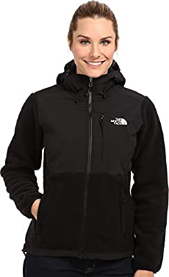 The North Face Denali Hoodie R TNF Black (Prior Season) MD