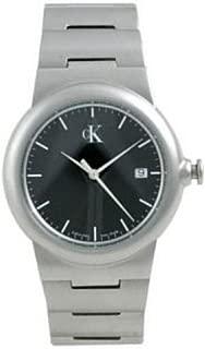 k1811111 – Reloj de Pulsera de Hombre, Correa de Acero Inoxidable Color Acero