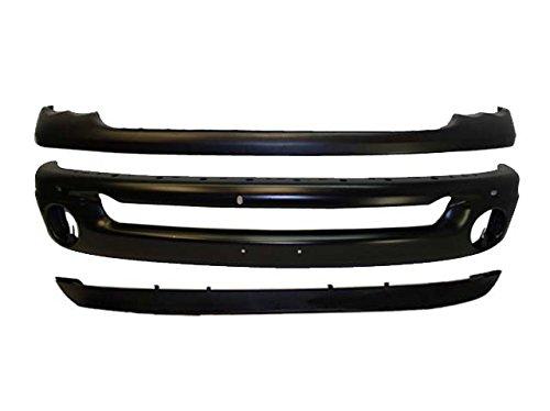 03 dodge ram 1500 front bumper - 7