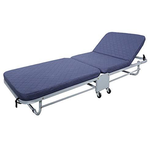 Foam Mattress Folding Memory Camp Bed Camp Fold Away Guest Beds Surface Comfort Mattress Lightweight Compact Folding chair,Sunlounger