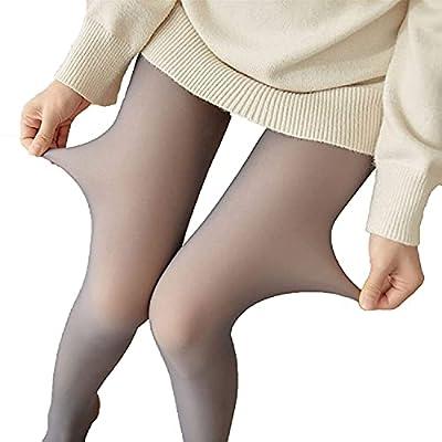Amazon Promo Code for Caixk Flawless Legs Fake Translucent Warm Elastic Fleece 20092021124035