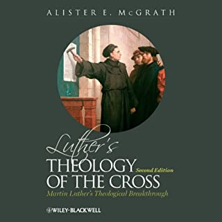Luther's Theology of the Cross cover art