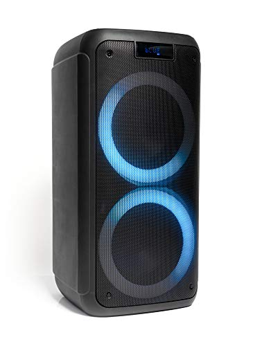 FREESOUND400 - Ibiza - AKKUBETRIEBENE AKTIVBOX 400W MIT Bluetooth, USB, Micro-SD & Fernbedienung