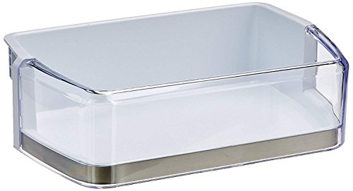 Lifetime Appliance DA97-08406A Door Bin Assembly Guard (Right) Compatible with Samsung Refrigerator - DA97-08406C