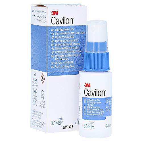 CAVILON 3M reizfreier Hautschutz Spray 3346P 28 ml Spray