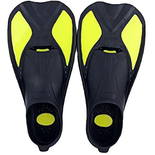 Onsinic Aletas de natación flexibles de la comodidad del pie sumergible Snorkeling aletas de buceo aletas para adultos/niños