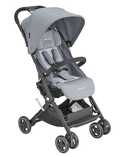 MAXI-COSI 1233050110 Lara2, cochecito ligero compacto, plegable fácil, desde el nacimiento hasta los 4 años, hasta 22 kg, Essential Grey (gris)