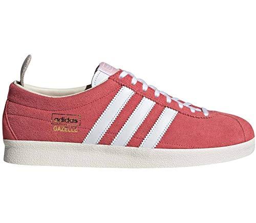 adidas Originals Gazelle Vintage - Zapatillas para hombre, color rosa, rosa, EU 46 - UK 11