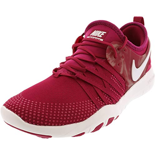 Nike Damen WMNS Free Tr 7 Sneaker, Rot (Sport Fuchsia/White), 38.5 EU