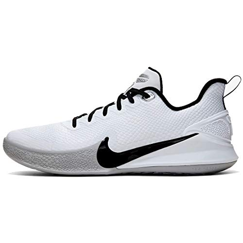 Nike New Kobe Mamba Focus Basketball Shoes Men 10.5/Women 12 Black/White/Gray