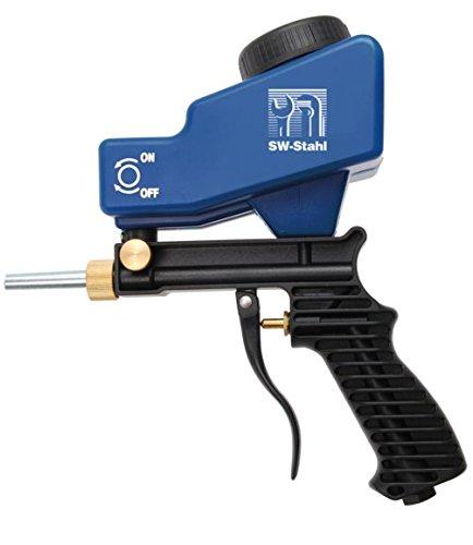 SW-Stahl 25070L Druckluft Sandstrahl- pistole, Profi Modell