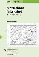Matterhorn / Mischabel 2014 (National Map Composite S.)