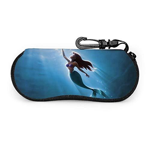 Eye Glasses Bag,Littl-E Mermai-D Arie-L Eyewear Bag,Stylish Glasses Boxes For Men Women,17x8cm