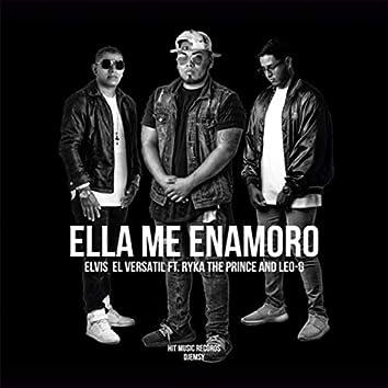 Ella Me Enamoro (feat. Ryka the Prince & Leo G)