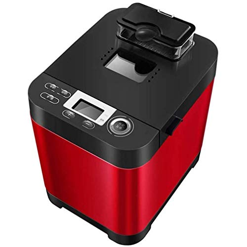 Buy Household DIY Bread Maker, 450W Power, Fully Automatic Touch, LCD Screen, 6 Side Burnt Colors, 1...