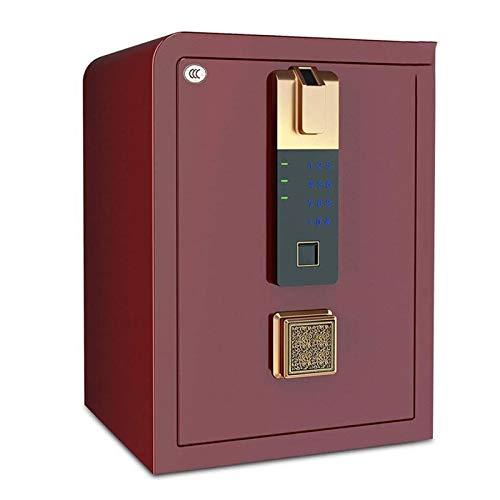 Caja fuerte electrónica caja fuerte digital de la huella digital Caja de seguridad Yale Lock Home Office caja fuerte de seguridad Comercial Jewel arma de dinero en efectivo por la manipulación de prod