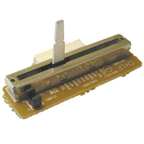Pioneer canal 1 fader DJM600 - número de pieza DWG1521