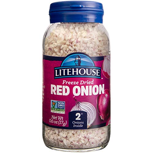 Litehouse Foods FreezeDried Red Onion