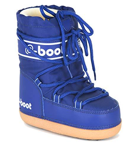 @ -boot Après-skis, bleu ciel