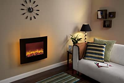 BeModern Quattro Wall Mounted Electric Fire