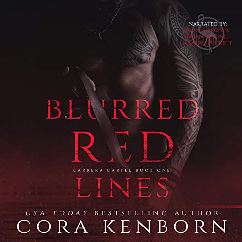 Couverture de Blurred Red Lines