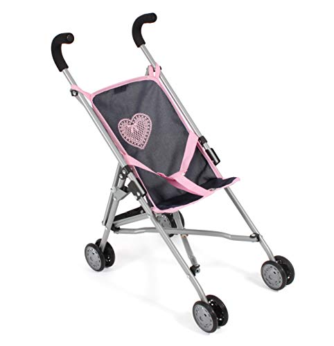 Bayer Chic 2000 601 26 Mini-Buggy Roma, dunkelblau
