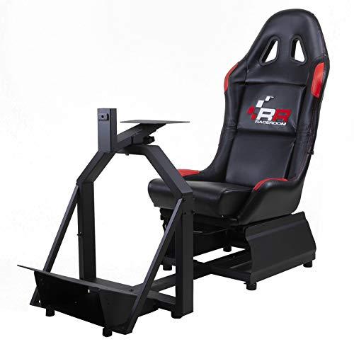 RaceRoom Game Seat RR 3055 Basic Bundle - 75001087