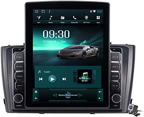 Android 9.1 Car Entertainment Multimedia Radio für Toyota Avensis T27 2009-2015 mit 9.7 Zoll-Vertikale Schirm, Unterstützung DSP FM AM/GPS Navigation/BT Freisprechen