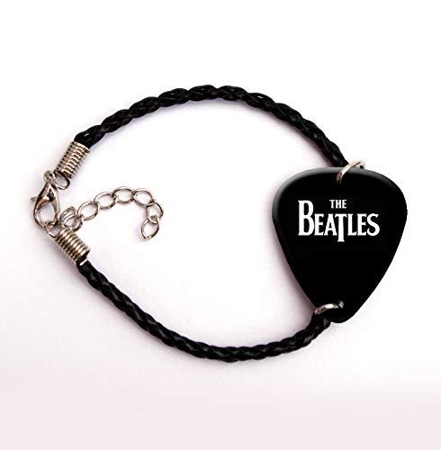 The Beatles guitarra púa joyería y accesorios (pulsera de 19 cm)