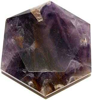Amethyst Crystal Excellence Healing Now on sale Tool Large David of Star SODAM1911