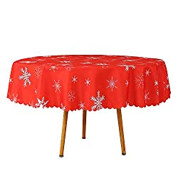which is the best stain resistant tablecloths in the world