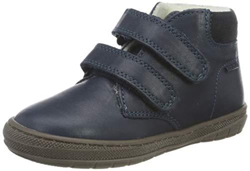 PRIMIGI Unisex Baby PYB 64082 First Walker Shoe, Notte, 21 EU