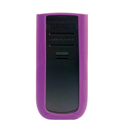 Guerrilla Silicone Case for Texas Instruments TI-84 Plus Graphing Calculator, Purple Photo #5
