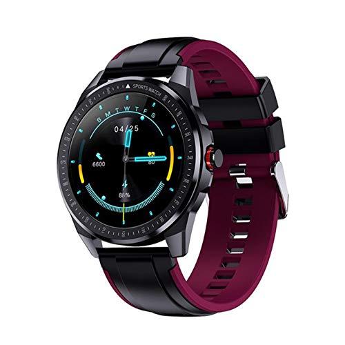 Nuevo GPS Smart Watch SN88 Reloj Deportivo Bluetooth para Hombres IP68 Rastro cardíaco Fitness Tracker DIY UI 60 días de Espera Android iOS,C