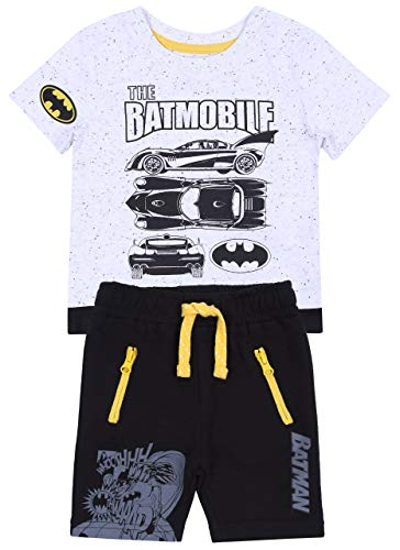 Batman -:- DC COMICS T-Shirt + Short 18-24 m 92 cm